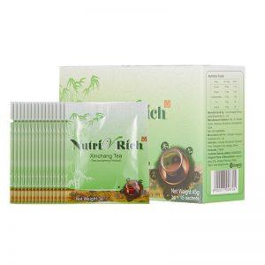 longrich thé vert
